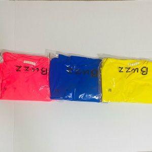 Crazy deal 3 crop top & shorts sets